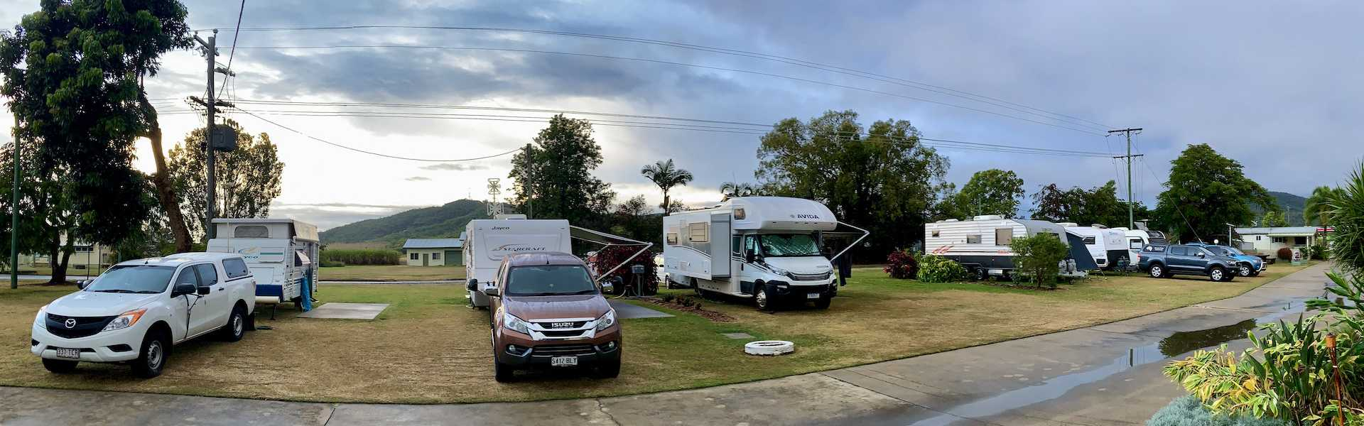 Kui Parks, Carmila Caravan Park, Carmila QLD