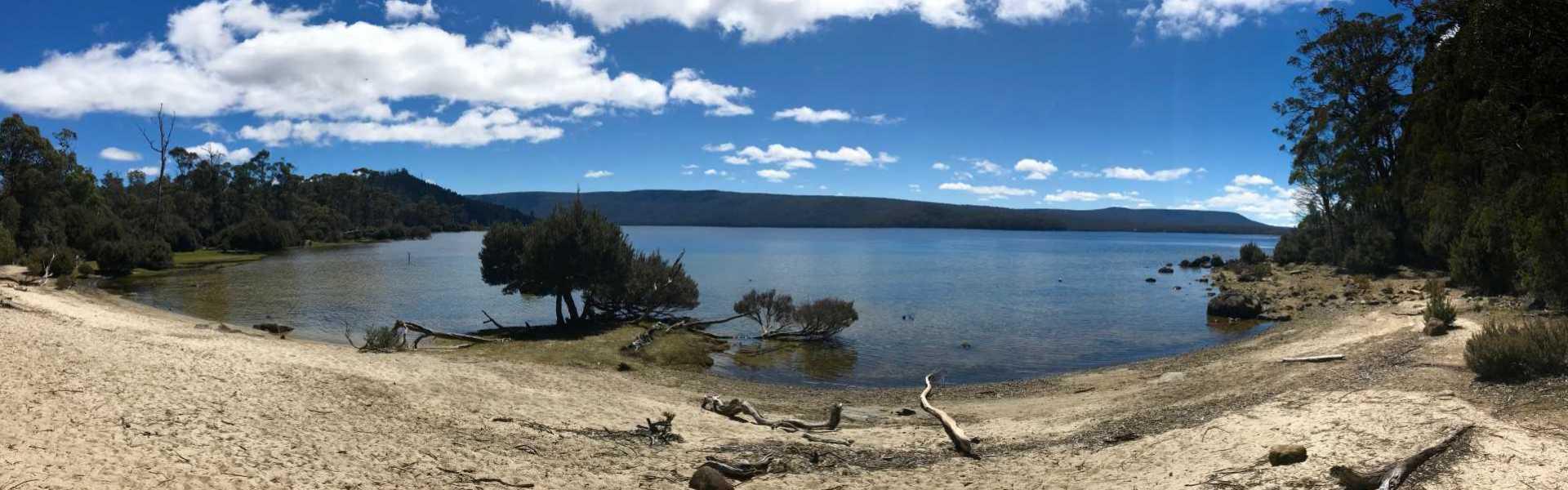 Lake St. Claire, Tasmania