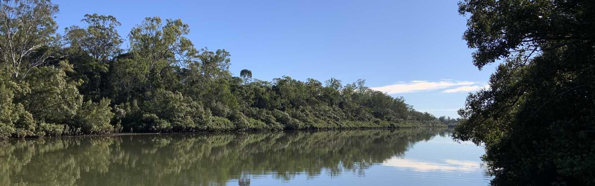 Burrum River Caravan Park Water 1