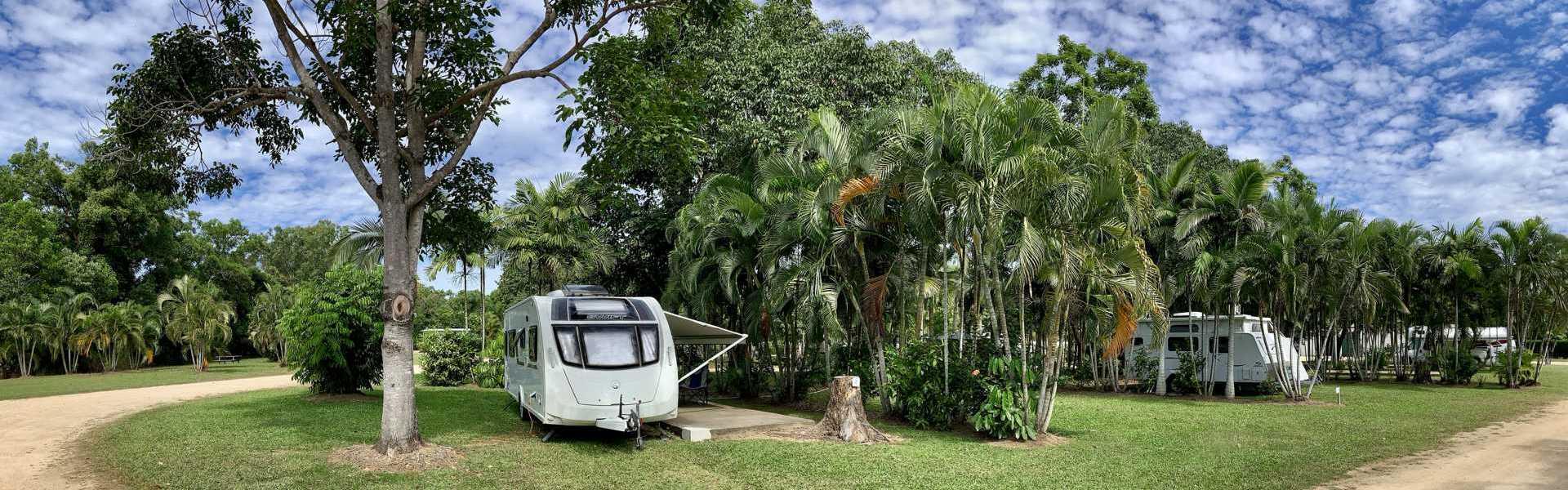 Crystal Creek Caravan Park 2
