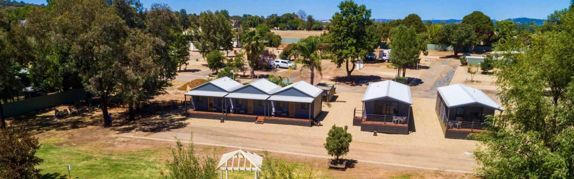 Kui Parks, Horseshoe Tourist Park, Wagga Wagga
