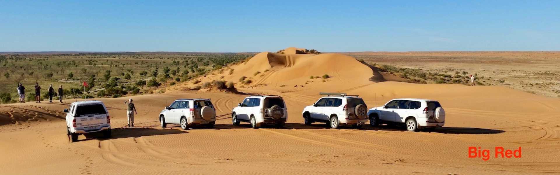 Kui Parks, Charleville Caravan Park, Outback Tours