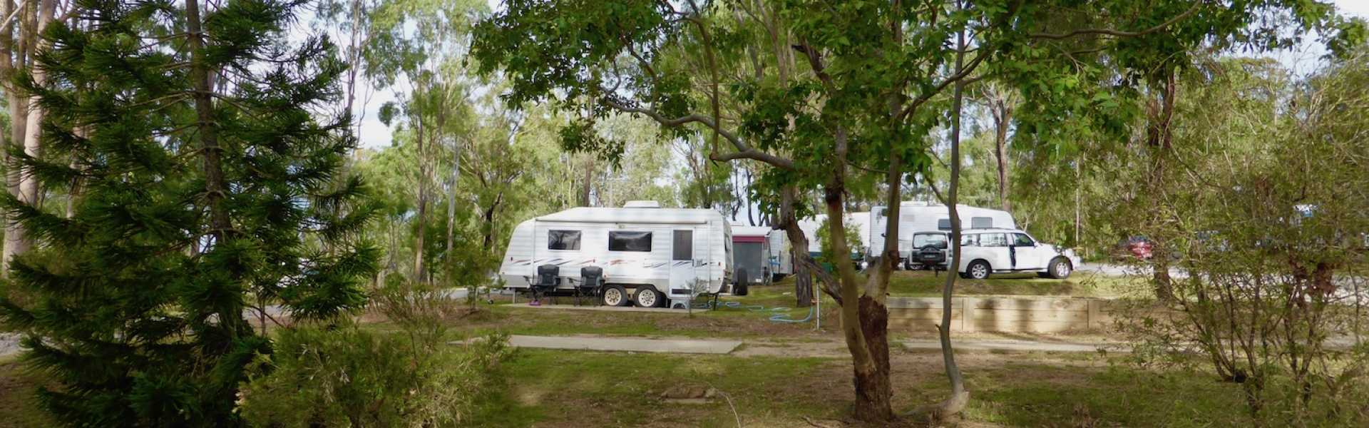 Kui Parks, Barambah Bush Caravan and Camping Park, Murgon, Sites