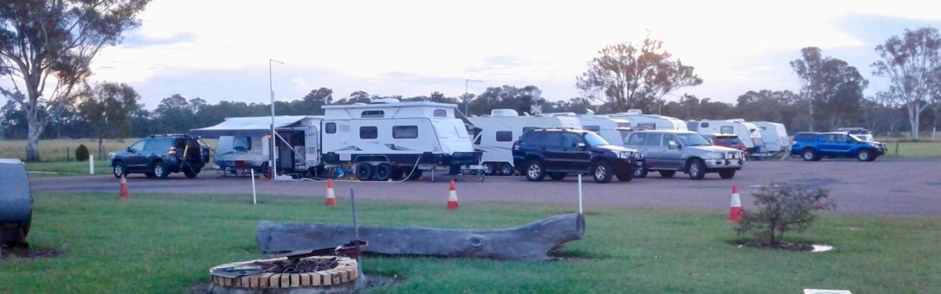 Kui Parks, Cheery Nomad RV Park & Farmstay, Maryborough, Park