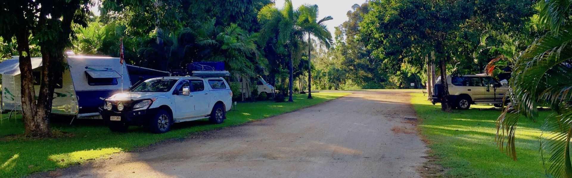 Crystal Creek Caravan Park   Kui Parks