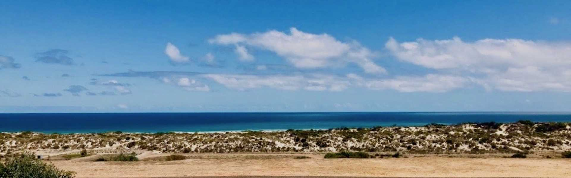 Kui Parks, Geraldton, Drummond Cove Holiday Park, View