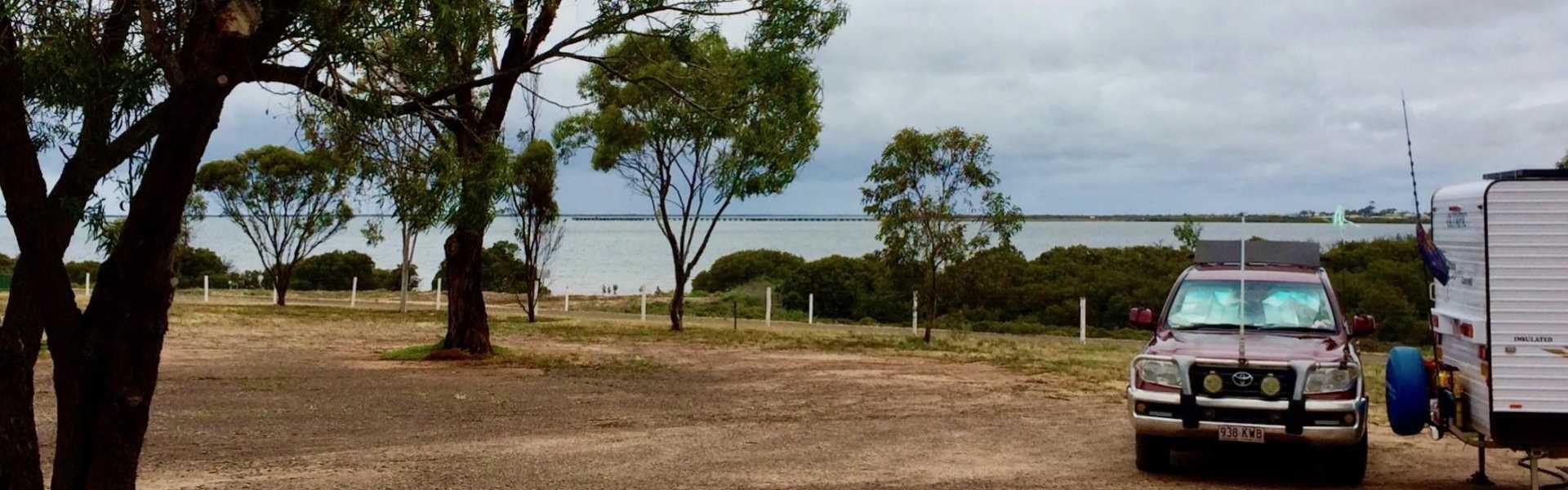 Kui Parks, Harbour View Caravan Park, Harbour View