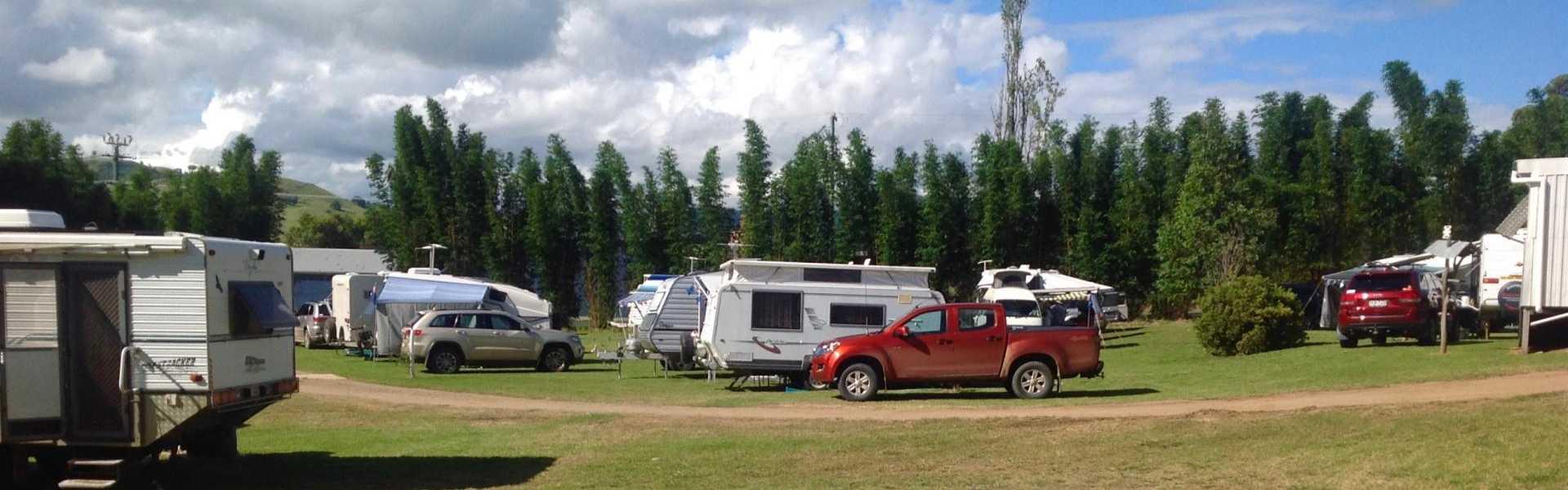 Kui Parks, Killarney Sundown Motel & Tourist Park, Sites