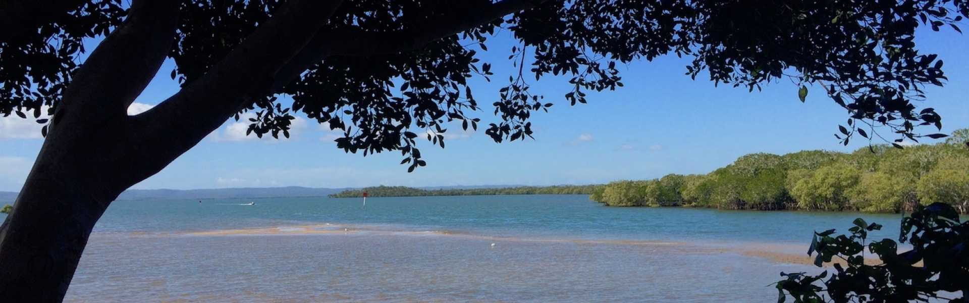 Kui Parks, Maaroom Caravan Park, Beach