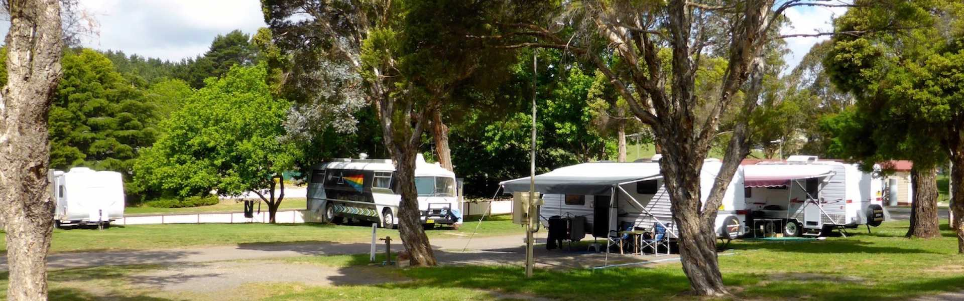 Kui Parks, Moss Vale Village Park, Sites
