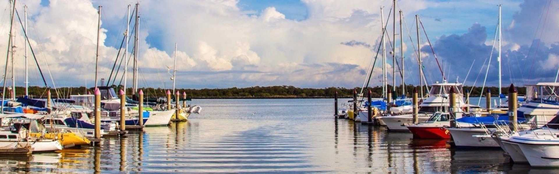 Kui Parks, Bundaberg, Oakwood Caravan Park Harbour