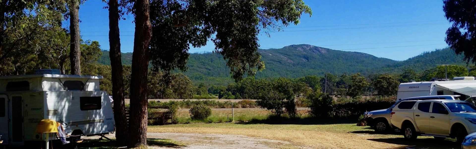 Kui Parks, Porongurup Range Tourist Park, Range
