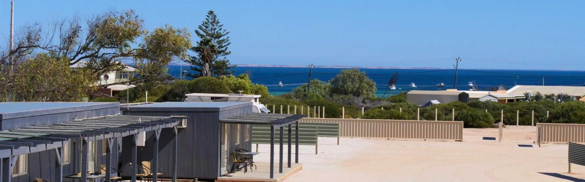 Kui Parks, Shark Bay Caravan Park, Denham, Shark Bay