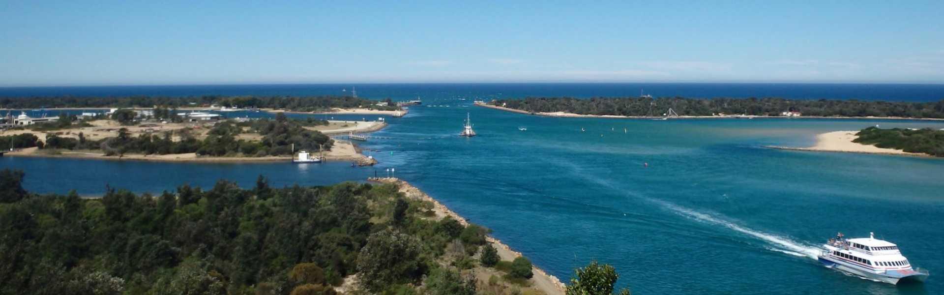 Kui Parks, Lakes Entrance, Silver Sands Tourist Park