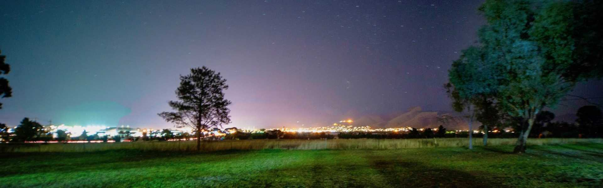 Kui Parks, City Lights Caravan Park, Tamworth, City Lights