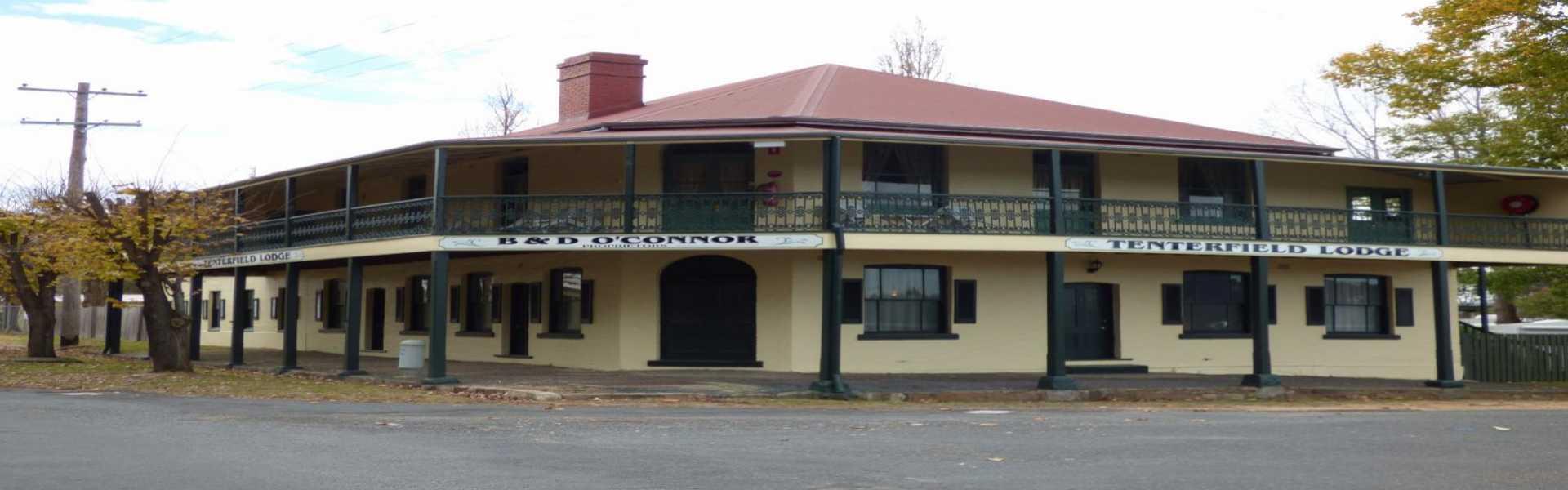 Kui Parks, Tenterfield Lodge Caravan Park, Tenterfield Lodge 2018
