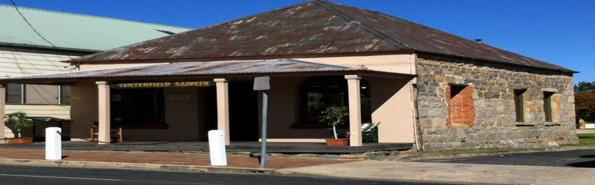 Kui Parks, Tenterfield Lodge Caravan Park, Tenterfield Saddler