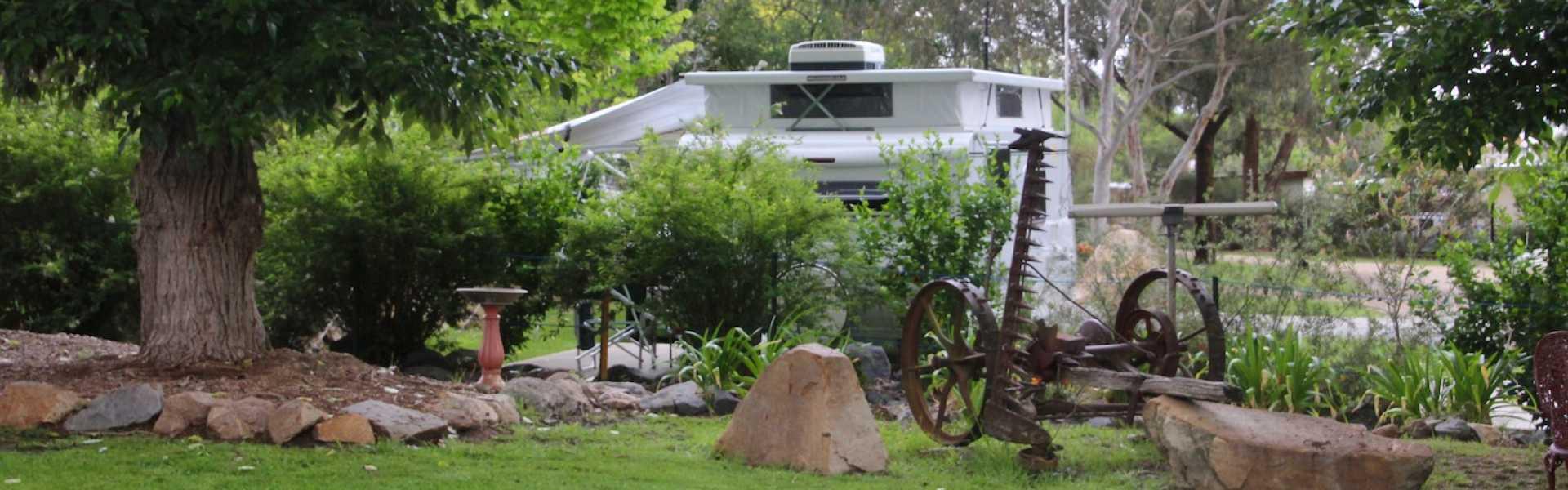 Kui Parks, Tenterfield Lodge Caravan Park, Tenterfield