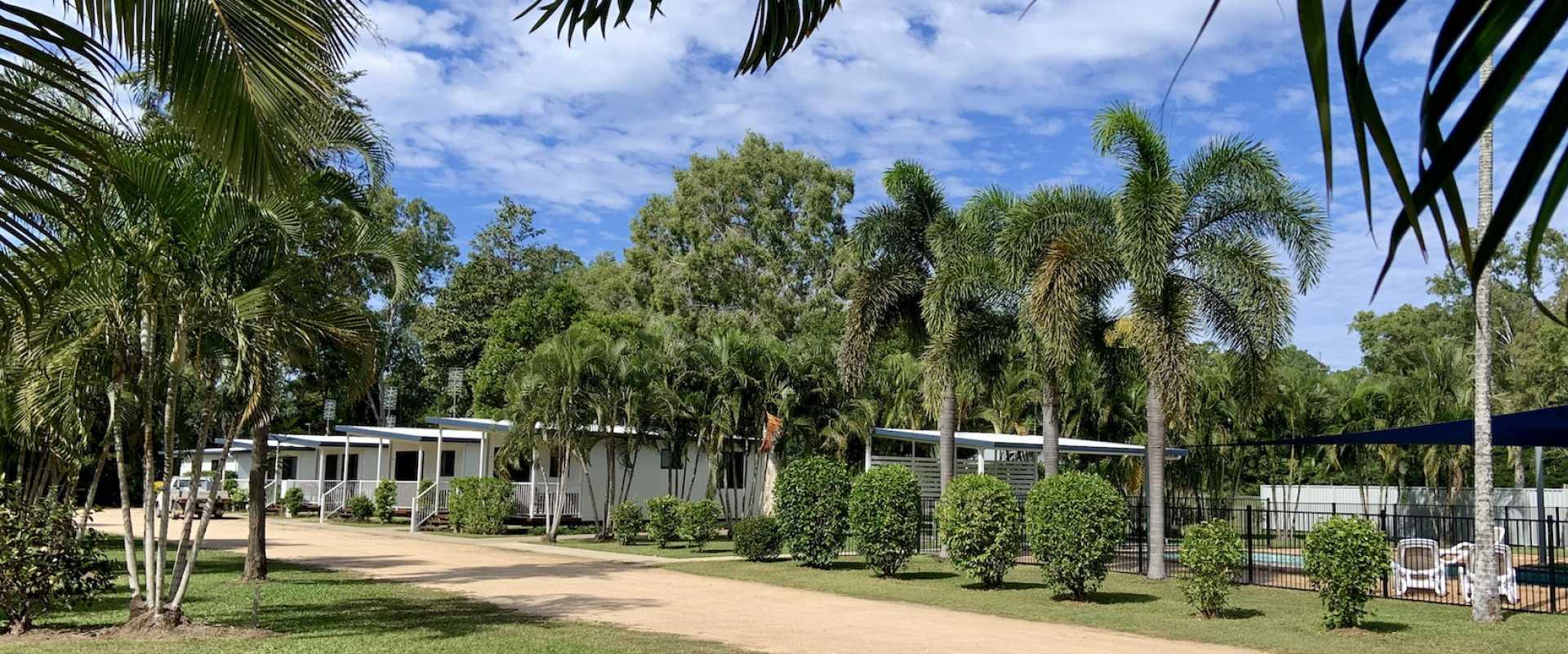 Kui Parks, Crystal Creek Caravan Park, Mutarnee QLD