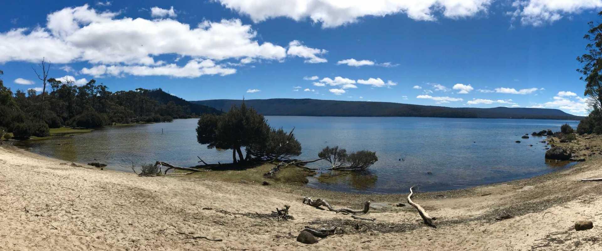 Lake St Claire Tasmania