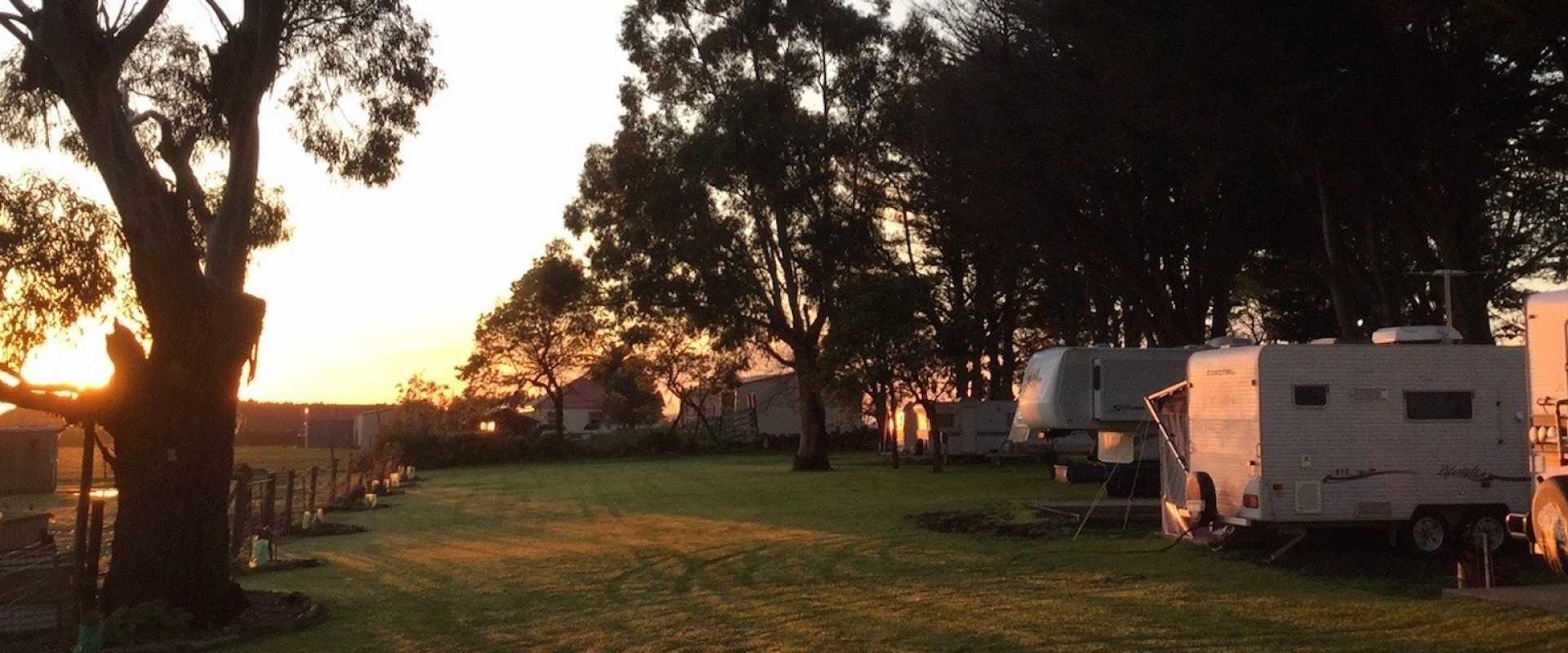 Kui Parks, Colac Otway Caravan Park, Colac VIC