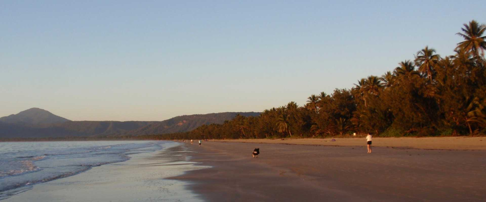 Port Douglas Beach, QLD