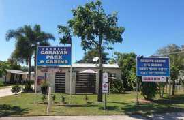 Kui Parks, Carmila Caravan Park Entrance