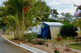 Burrum River Caravan Park, Howard, Kui Parks, Sites