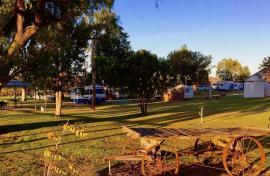 Kui Parks, Spring Creek Caravan Park, Park