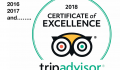 Kui Parks, Certificate of Excellence, Sapphire Caravan park
