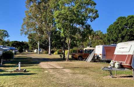 Burrum River Caravan Park 12