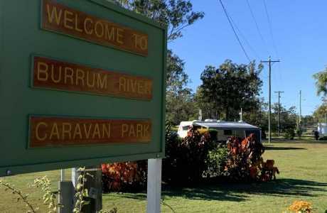 Burrum River Caravan Park 8