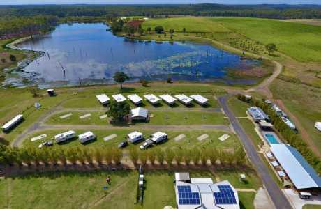 lake redbrook holiday resort