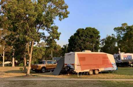 Burrum River Caravan Park 1