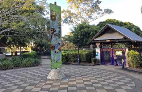 Kui Parks, Bundaberg, Oakwood Caravan Park, Zoo