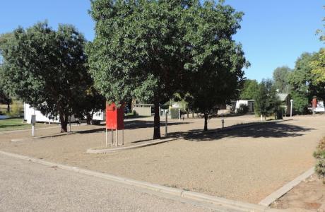 Kui Parks, Horseshoe Tourist Park, Wagga Wagga, Caravan Site