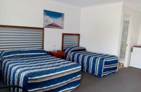 Kui Parks, Killarney Sundown Motel & Tourist Park, Motel Room