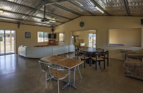 Kui Parks, Sommerville Valley Tourist Park, Stanthorpe, Camp Kitchen