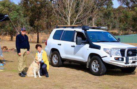 Kui Parks, Sommerville Valley Tourist Park, Stanthorpe, Pet Friendly