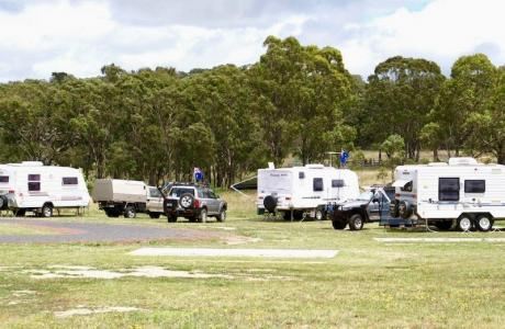 Kui Parks, Sommerville Valley Tourist Park, Stanthorpe, Sites