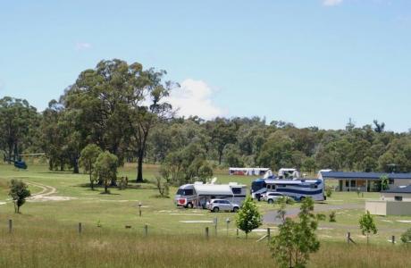 Kui Parks, Sommerville Valley Tourist Park, Stanthorpe, Sites