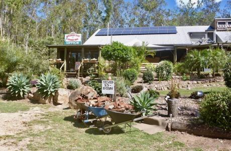Kui Parks, Barambah Bush Caravan and Camping Park, Murgon, Office