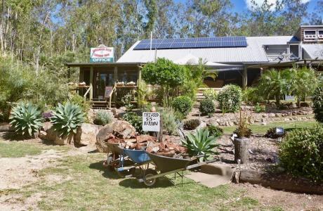 Kui Parks, Barambah Bush Caravan and Camping Park, Murgon, Office