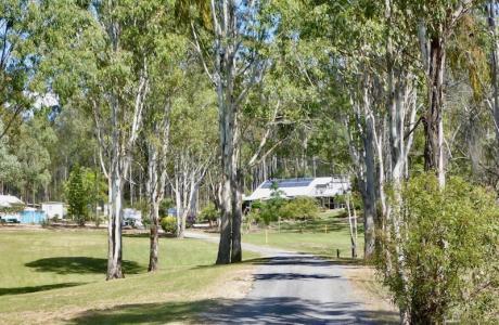 Kui Parks, Barambah Bush Caravan and Camping Park, Murgon, Park