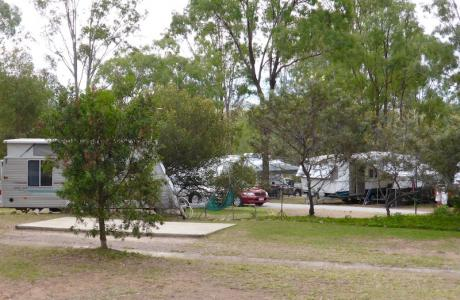 Kui Parks, Barambah Bush Caravan and Camping Park, Murgon, Sites