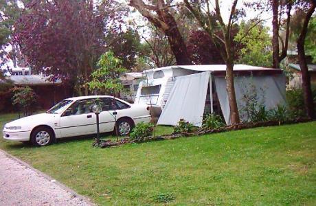 Kui Parks, Cowes, Beach Park Tourist Caravan Park, Sites