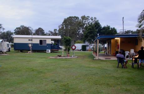 Burrum River Caravan Park, Howard, Kui Parks, Park