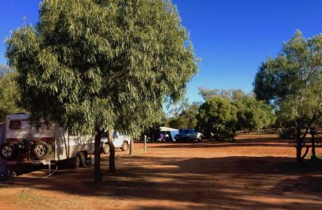 Kui Parks, Charleville Bush Caravan Park Sites