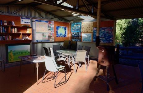 Kui Parks, Charleville Bush Caravan Park, Camp Kitchen
