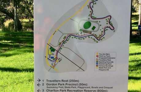 kui parks, charlton, travellers rest, caravan park, avoca trail